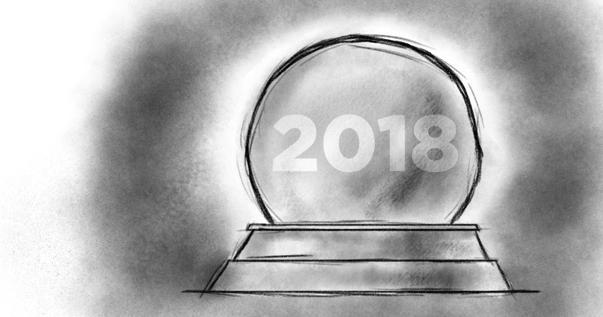 Future Gazing: PR Predictions for 2018