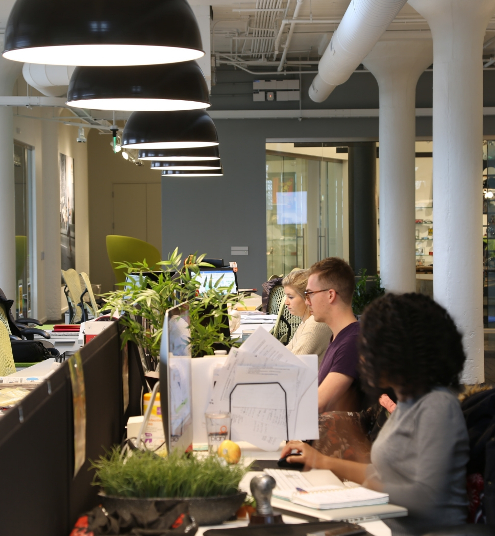 How To Make An Open Plan Office Work At Your Company